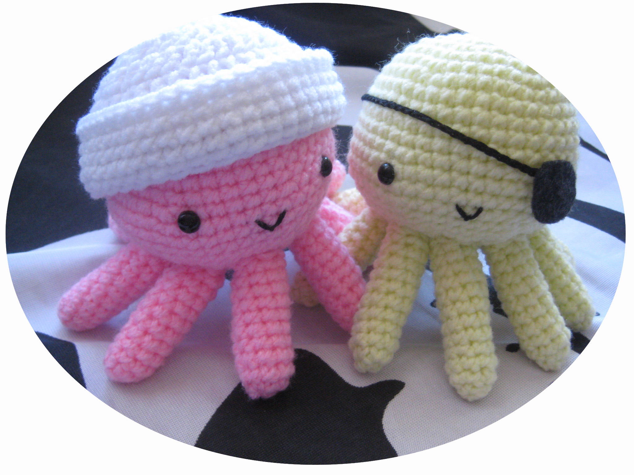 Octopus Pattern Crochet images