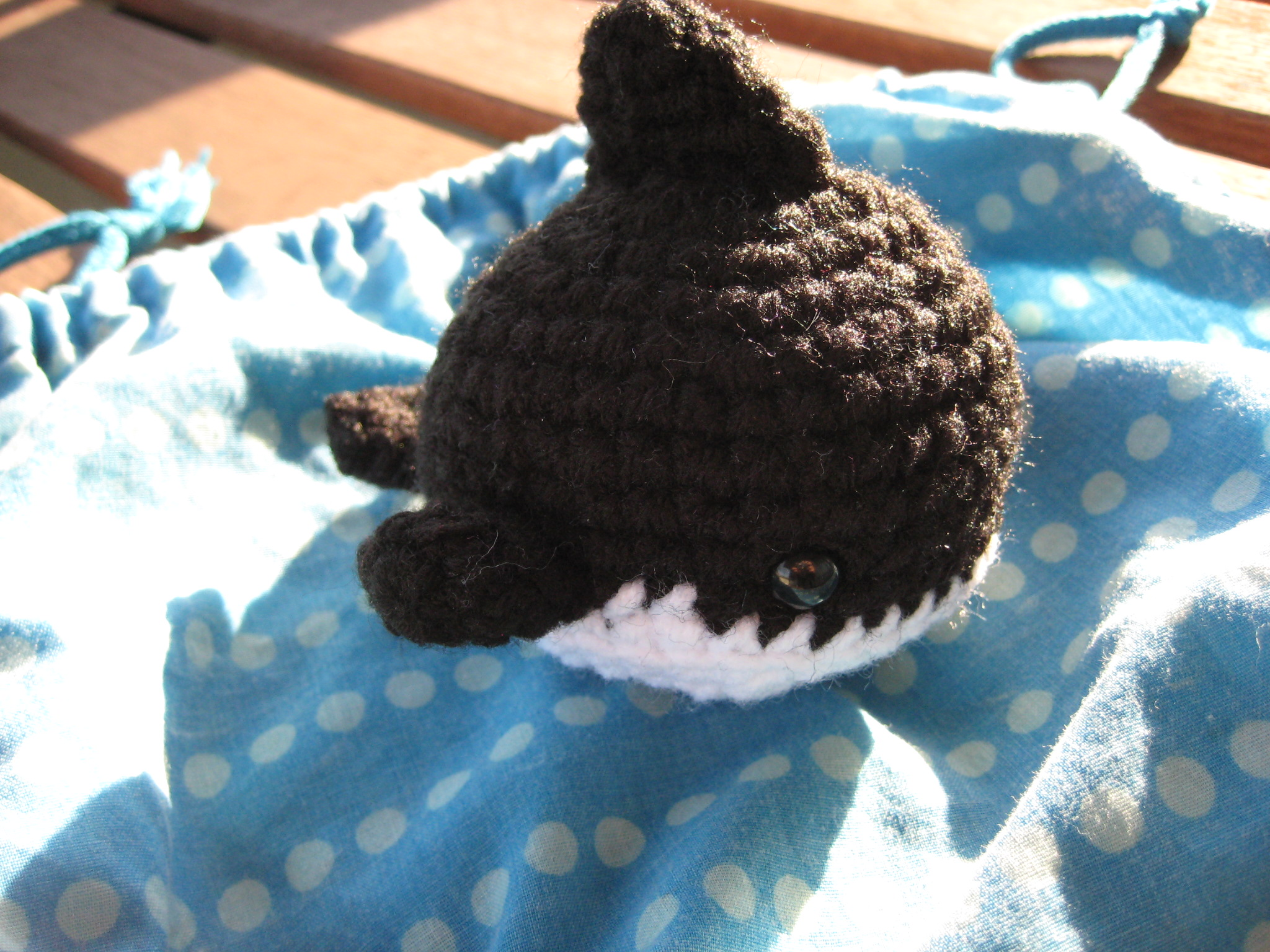 Amigurumi Orca Whale : 301 Moved Permanently