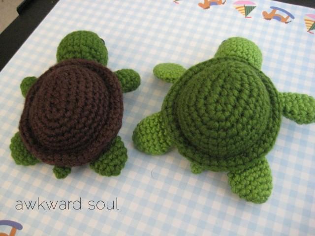 Amigurumi Turtle Crochet Patterns : 301 Moved Permanently