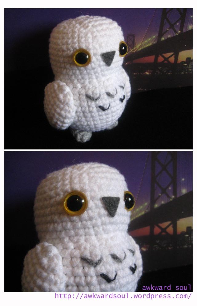 Owl Amigurumi Crochet pattern by awkward soul designs (1)