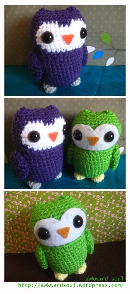 Owl Amigurumi Crochet pattern by awkward soul designs (12)