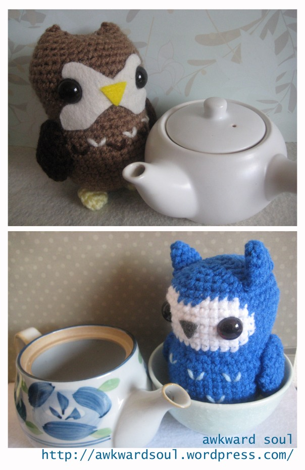 Owl Amigurumi Crochet pattern by awkward soul designs (3)