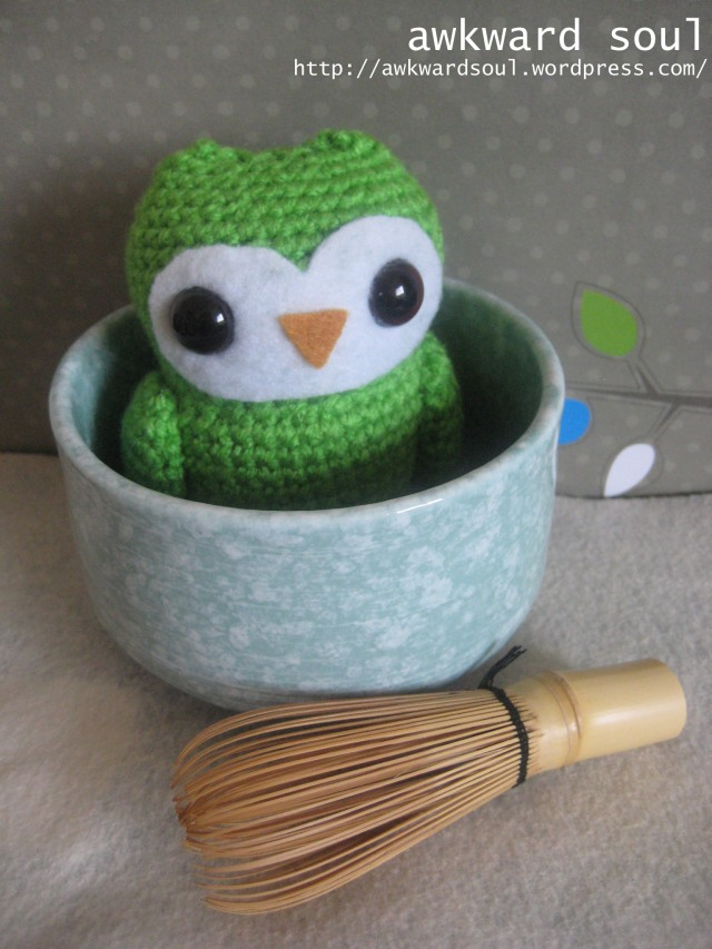 Owl Amigurumi Crochet pattern by awkward soul designs (5)