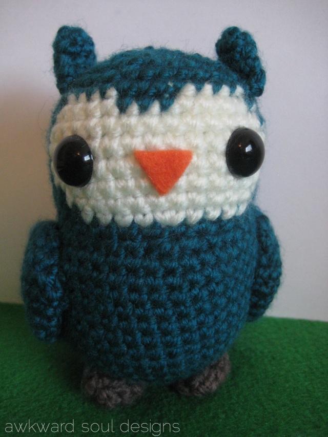crochet barn owl pattern   Son's Popkes   853x640