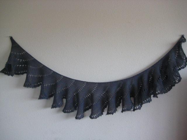 Awkwardsoul Lichen Knitted Shawl (10)