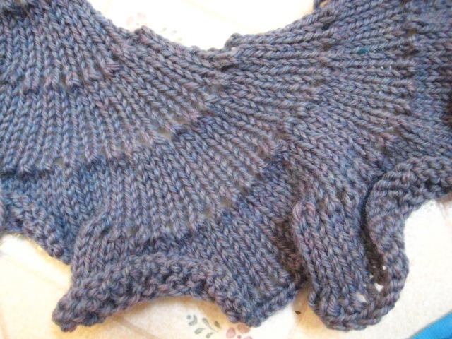 Awkwardsoul Lichen Knitted Shawl (3)