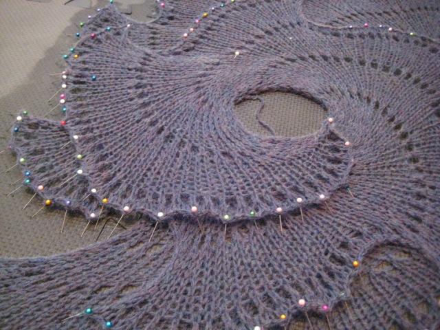 Awkwardsoul Lichen Knitted Shawl (7)